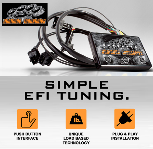 Attitude Box GEN 3.2 Simple EFI Tuning