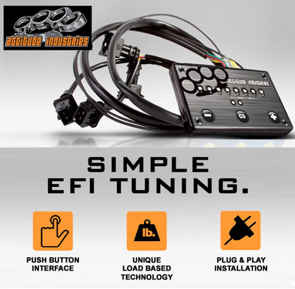 Attitude Box GEN 3.5 Simple EFI Tuning